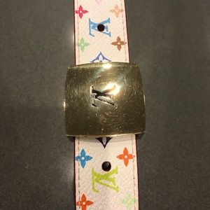 Louis Vuitton Accessories - 🔹Louis Vuitton Multicolored Belt